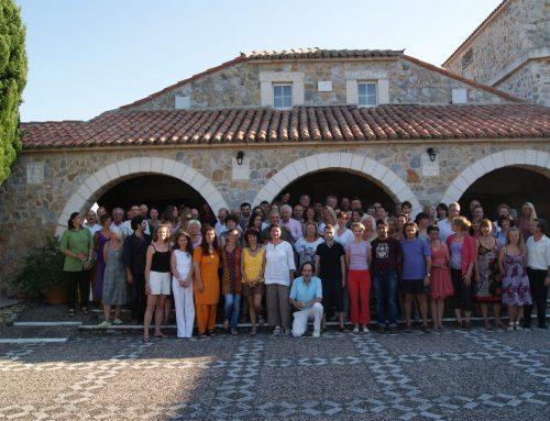 Студенти по хомеопатия от България на обучение в Гърция